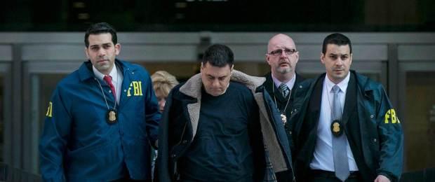 An 'Ndragheta arrest in New York,USA